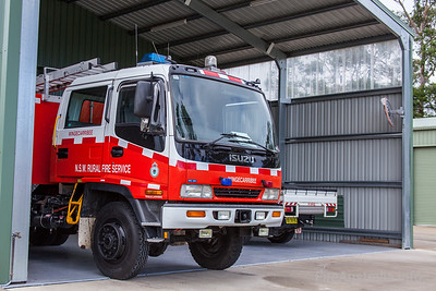 NSW RFS Wingecarribee Pumper Photo March 2013