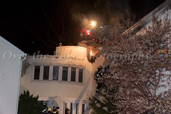 Westbury House Fire 12/17/2017