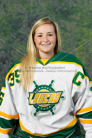 Women's Hockey Headshots 14-15