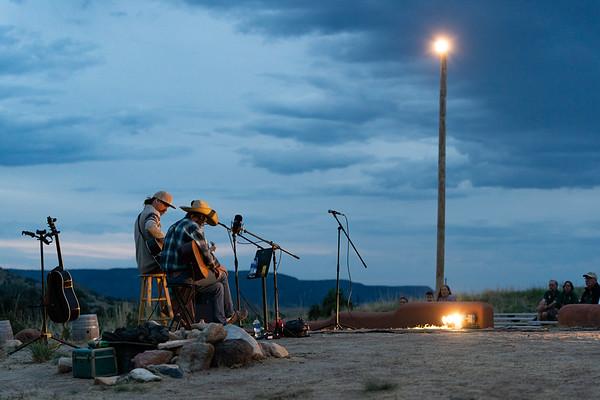 Rod Taylor at Philmont Scout Ranch - 6/15/2018 (Photos ©Philmont Scout Ranch)