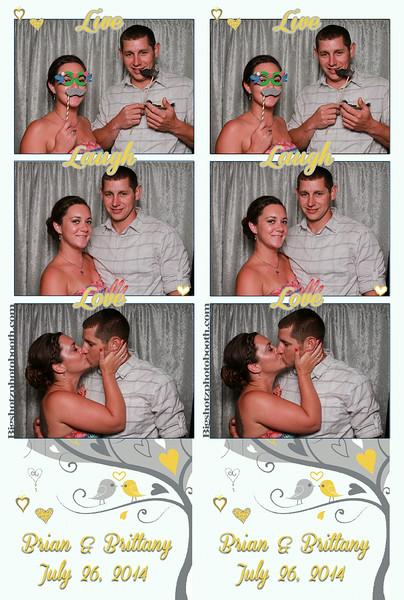 Brian & Brittany 7.26.14