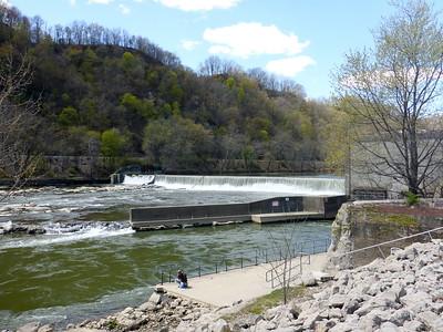 Beaver Division, Pennsylvania Canal (Spring 2015)