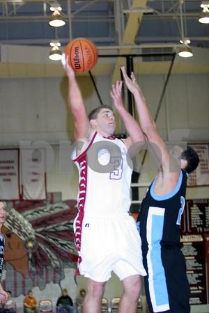 Danville v Cascade - Boys Basketball