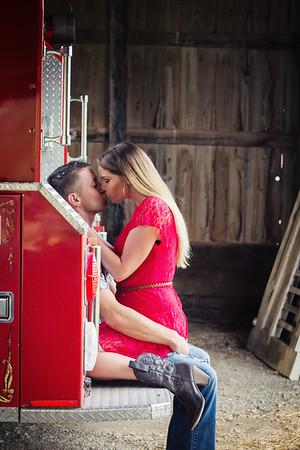 Alicia & Cory - Engaged