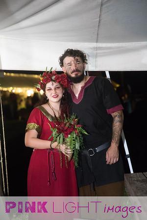 WEDDING: Belladonna & Charles 6/19/2021