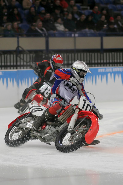 ICE Racing - Memorial Coliseum - Portland, OR 2005