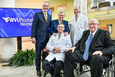 34432 Rockefeller Chair Investiture Dr. Ali Rezai April 2018