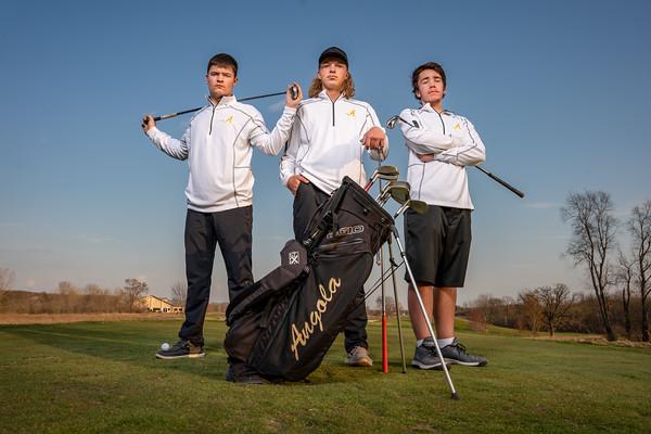 Boy's Golf 2021