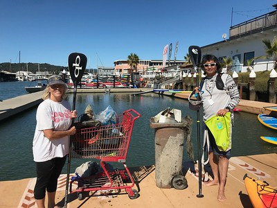 Coastal Clean Up 9-17-18