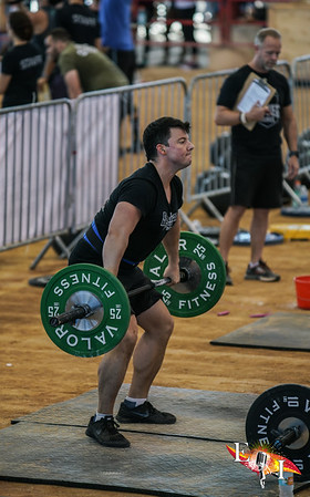 Ryan and Zaynah Crossfit Competition 2017