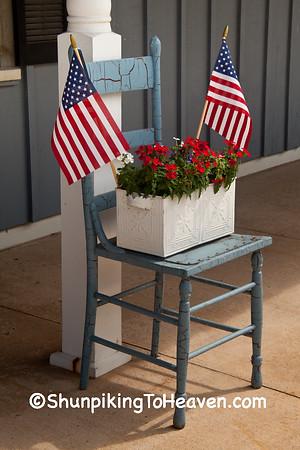 Patriotic Displays