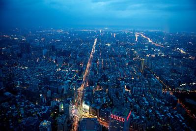 Taipei and Hong Kong, October 2010.