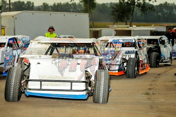 8-22-2014 USMTS Lakeside Speedway HUNT Race