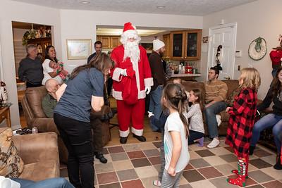 Williams Christmas Party Dec 2018