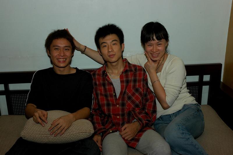 Leqiao, Kai & Yingze
