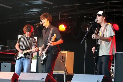Zandbergrun 2007 - De optredens