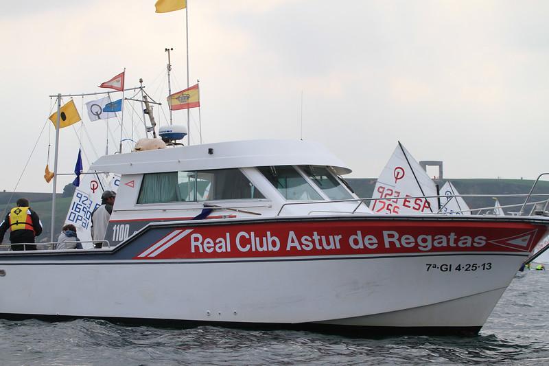 SESA VAATA Real Club Astur de Regatas   4.25.13