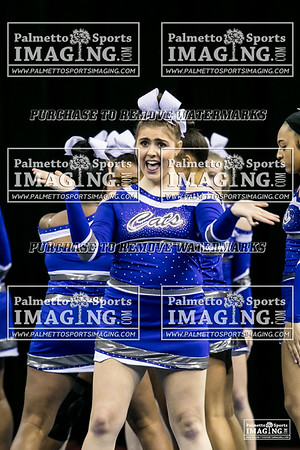Woodmont High School Cheer State 2018
