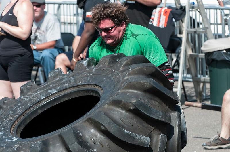 Tire Flip