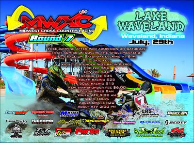 2012 Round #7 Lake Waveland