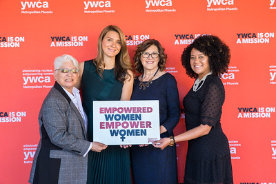 YWCA - Tribute to Leadership Luncheon  & Awards