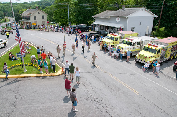Ancram Memorial Day 2011
