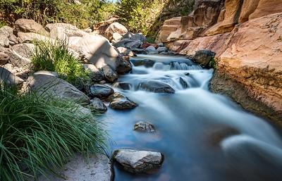 Flowing Water, September 2015
