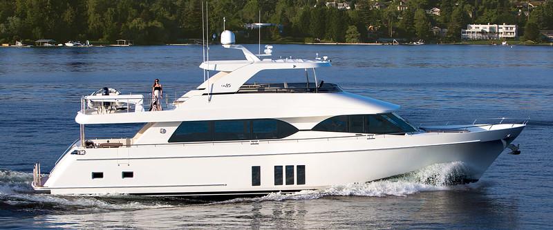 85 Motor Yacht