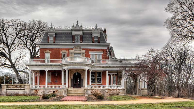 Issac Ellwood Mansion