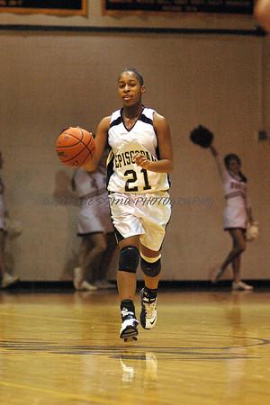 Episcopal Girls Basketball  vs Dunham (01-29-08)