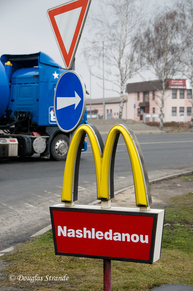 McDonalds, Czech style