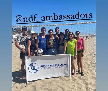 Ambassadors Volleyball Event - September 2021