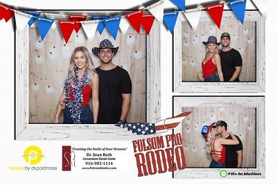 Folsom Pro Rodeo 2019