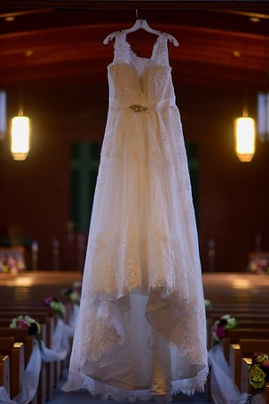 Elainea & Patrick Neville Wedding