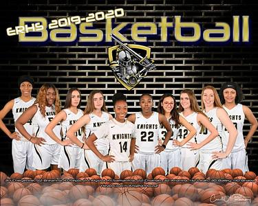 ERHS Girls Basketball 2017 - 2020