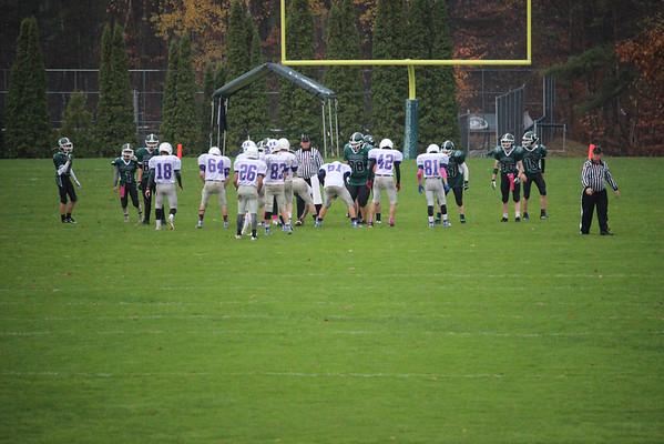 Varsity Football vs. Holderness