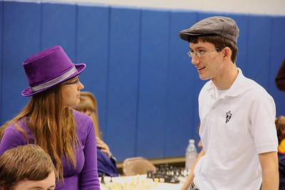 2012 Wichita Independent chess tournament