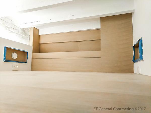 Custom Loft Cabinetry 2017