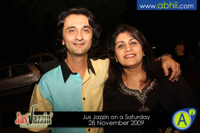 Jus Jazzin - 28th Nov 2009