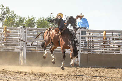 Kyle Open Rodeo Perf