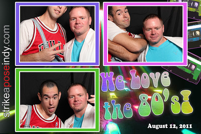We love the 80's!