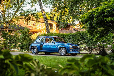 Renault R5 Turbo Summer