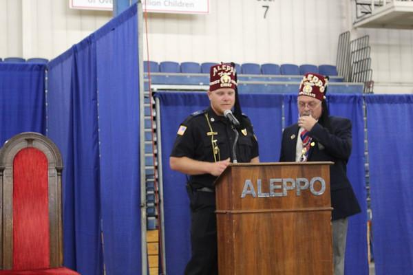 Aleppo June 2021 Ceremonial