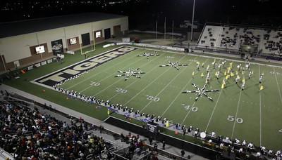 West Memphis Blue Devils at Bentonville Tigers Football - 11/16/2012