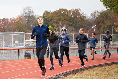 Track Practice 11/18/19