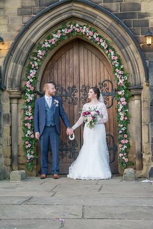 Debbie & Andy 5th November 2017 - Wedding Previews