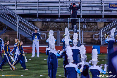 10-30-2015 Norwin Band After PT Game