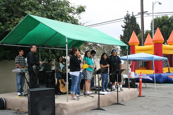 Feria de Salud 2009