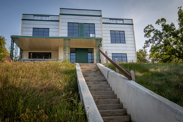 Armco-Ferro House at Indiana Dunes National Park