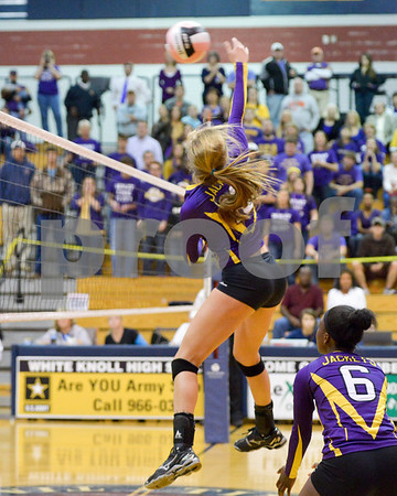 Branchville Volleyball - state playoffs and state Championship 2013